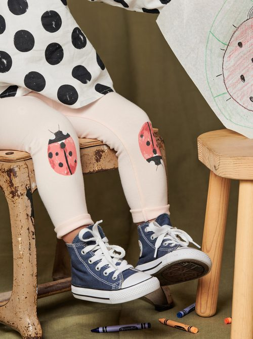 Li'l Ladybugs Baby Leggings