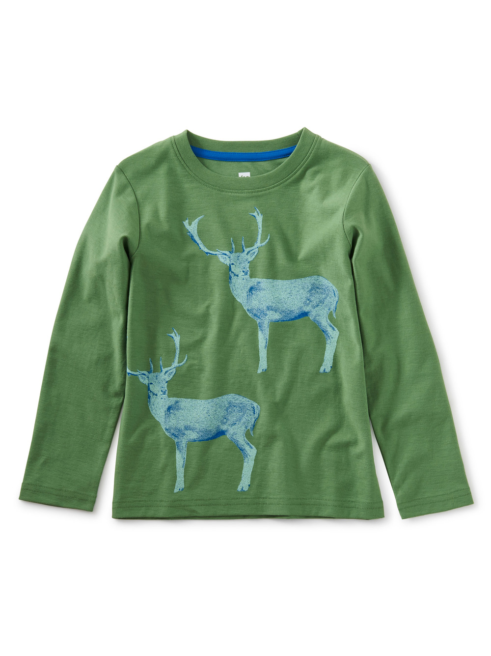 Scandi Stag Graphic Tee