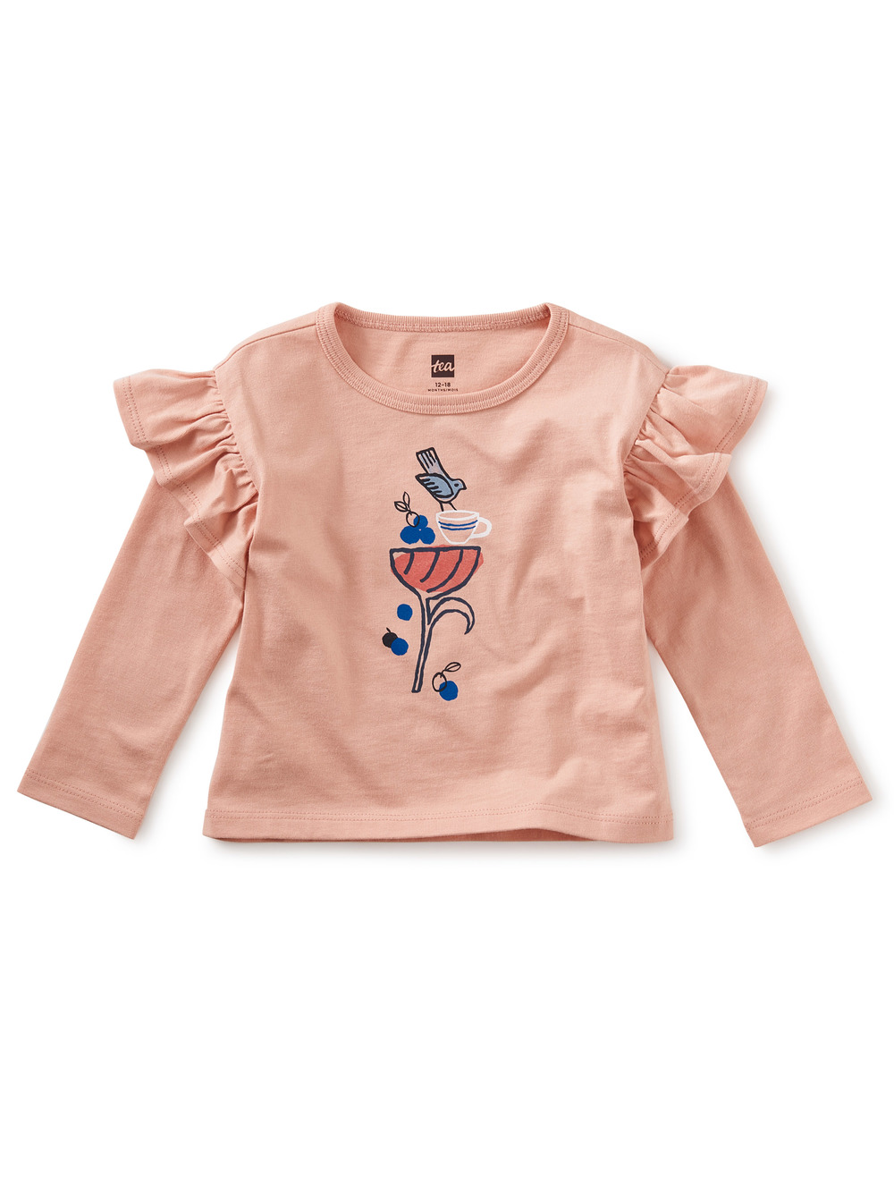 Bird & Bloom Baby Graphic Tee