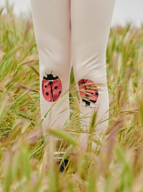 Li'l Ladybugs Leggings