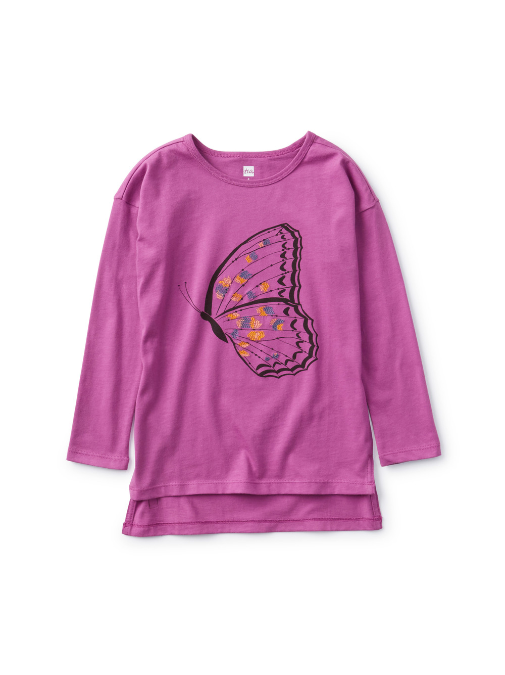Butterfly Tunic Tee