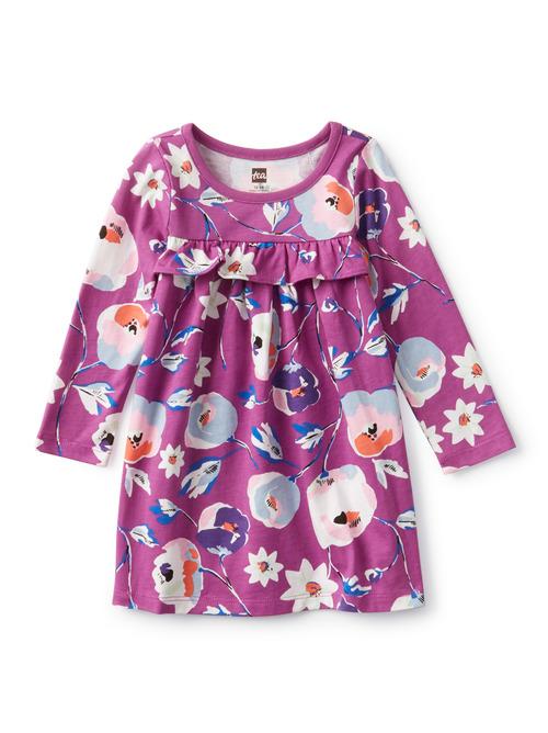 Baby Empire Ruffle Dress