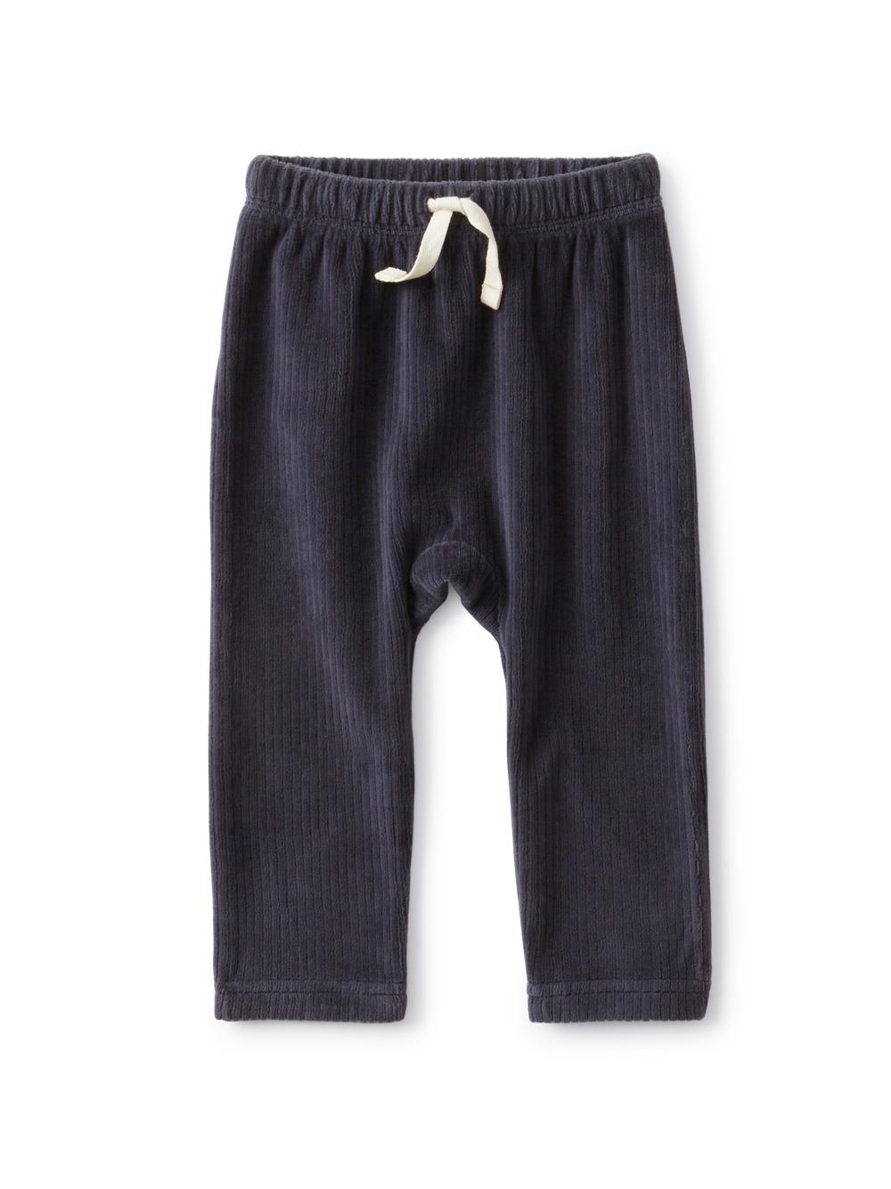 Velour Baby Pants