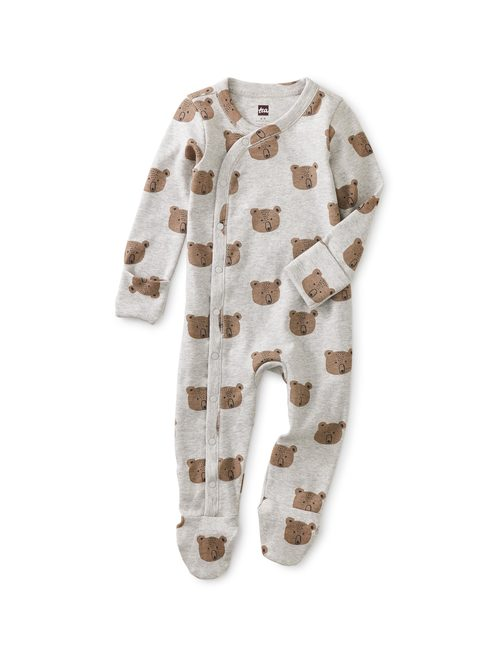 Footed Baby Romper