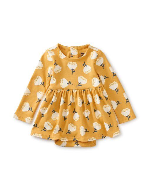 Baby Bodysuit Dress
