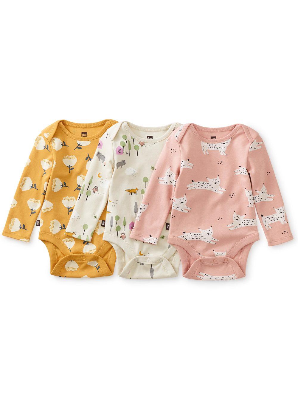 Baby Bodysuit Set