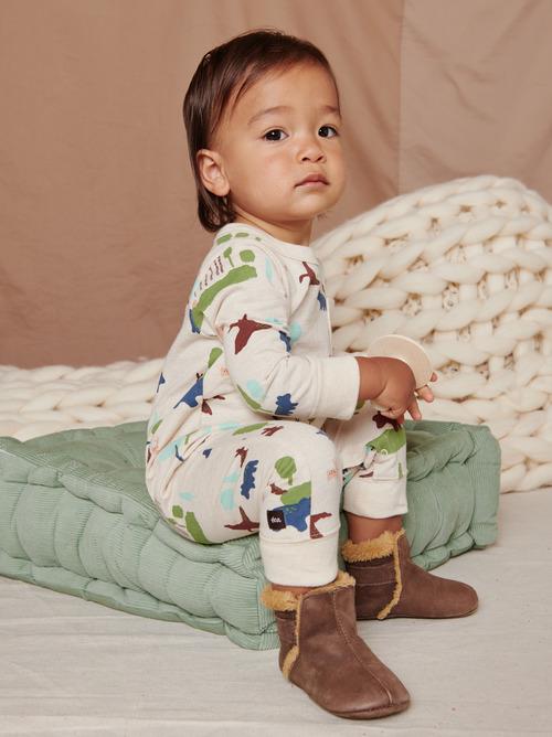 Long Sleeve Baby Romper