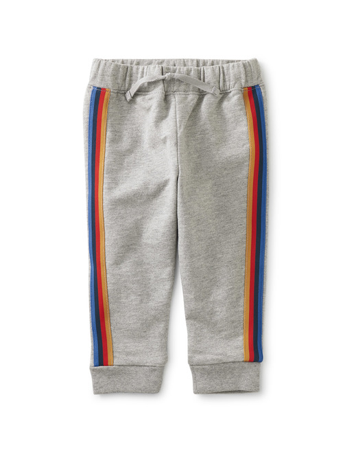 Stripe-Out Baby Joggers