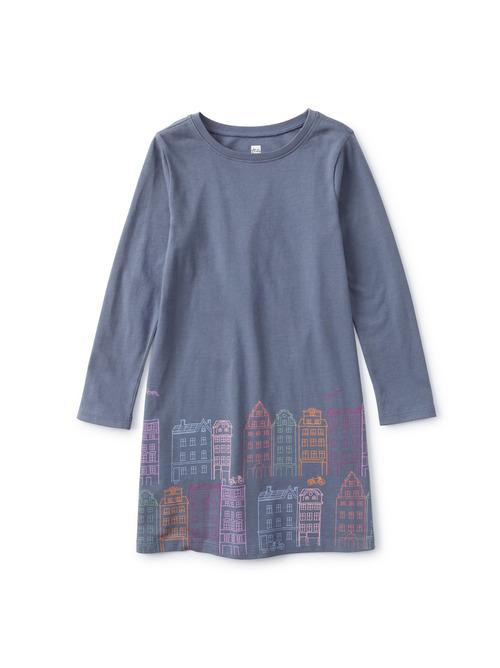 Stockholm T-Shirt Dress