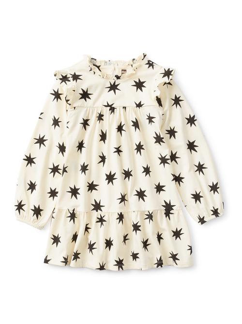 Long Sleeve Babydoll Dress