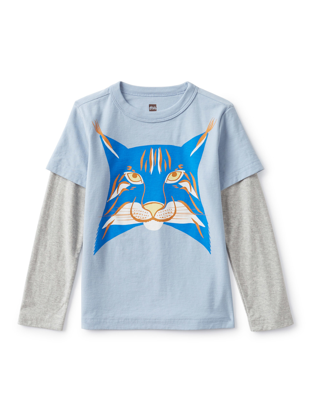 Lynx Layered Graphic Tee