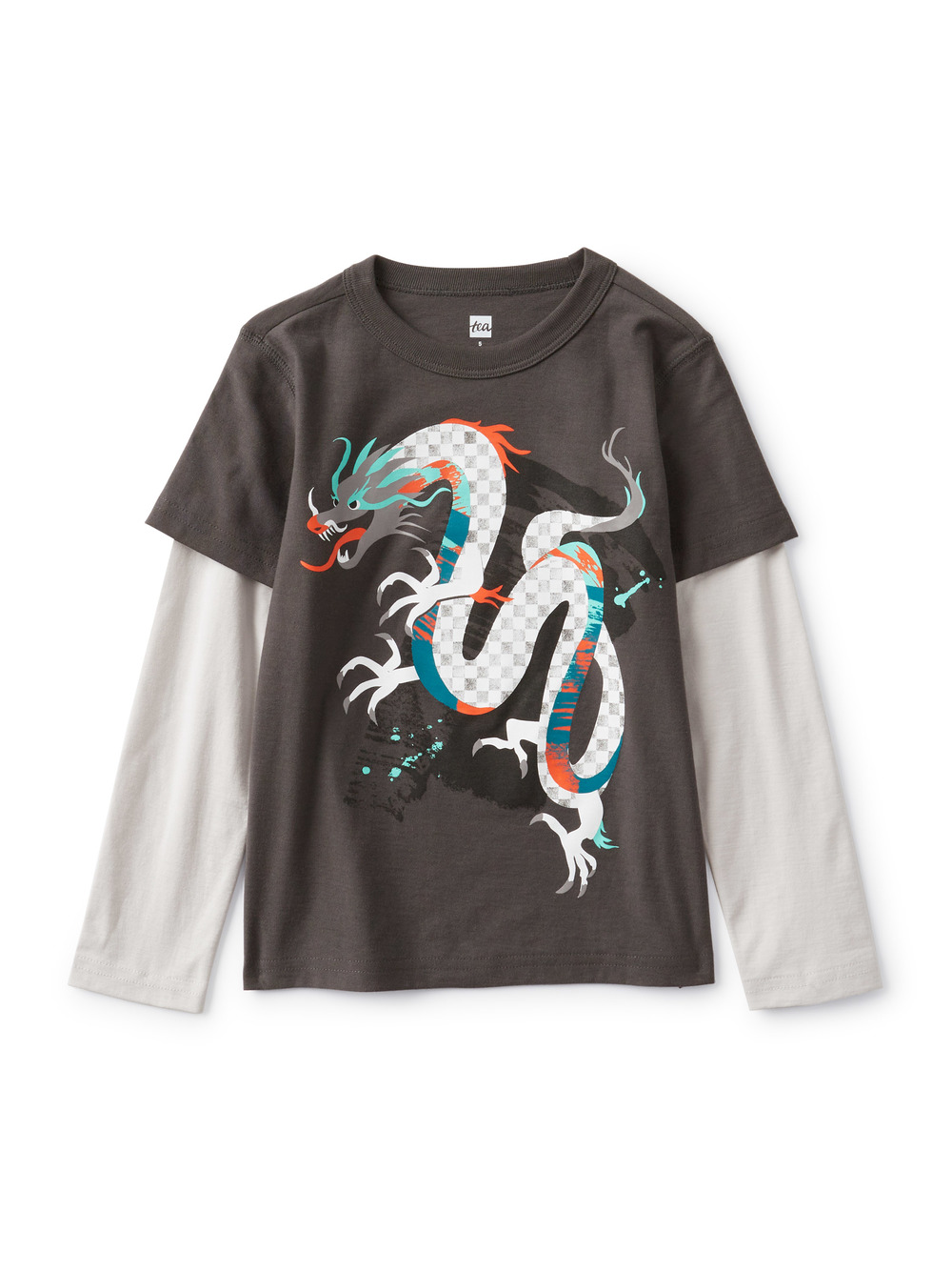 Dragon Layered Graphic Tee