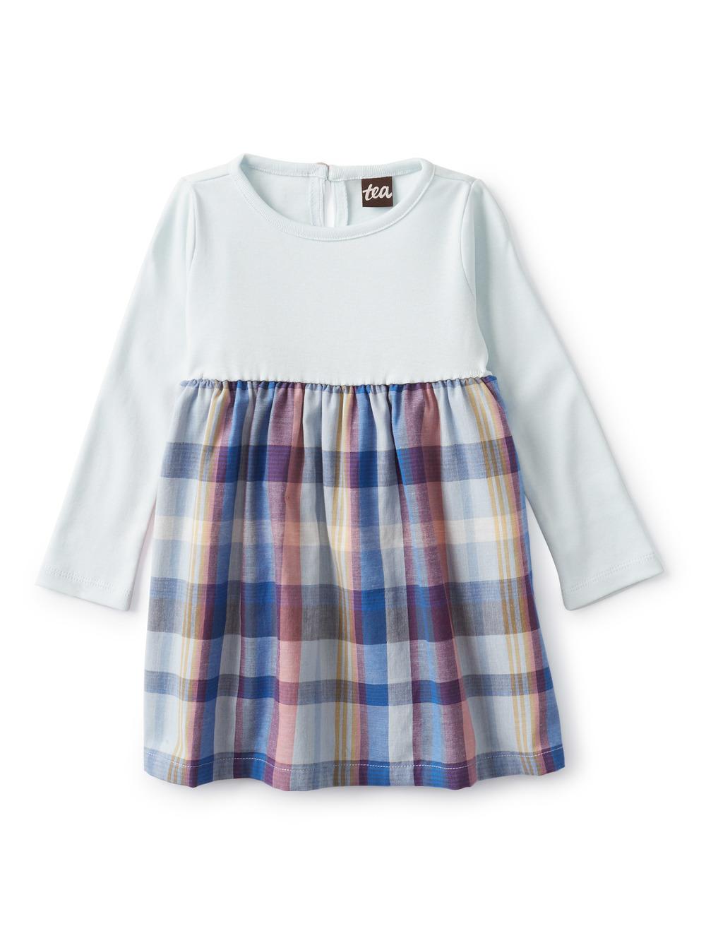Baby Print Mix Dress