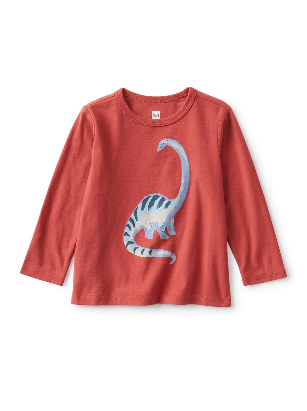 Daring Dino Baby Graphic Tee