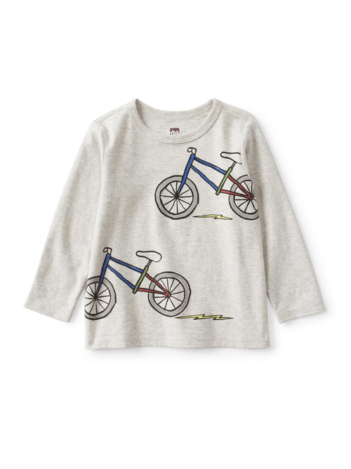 Bike Bike Baby Graphic Tee