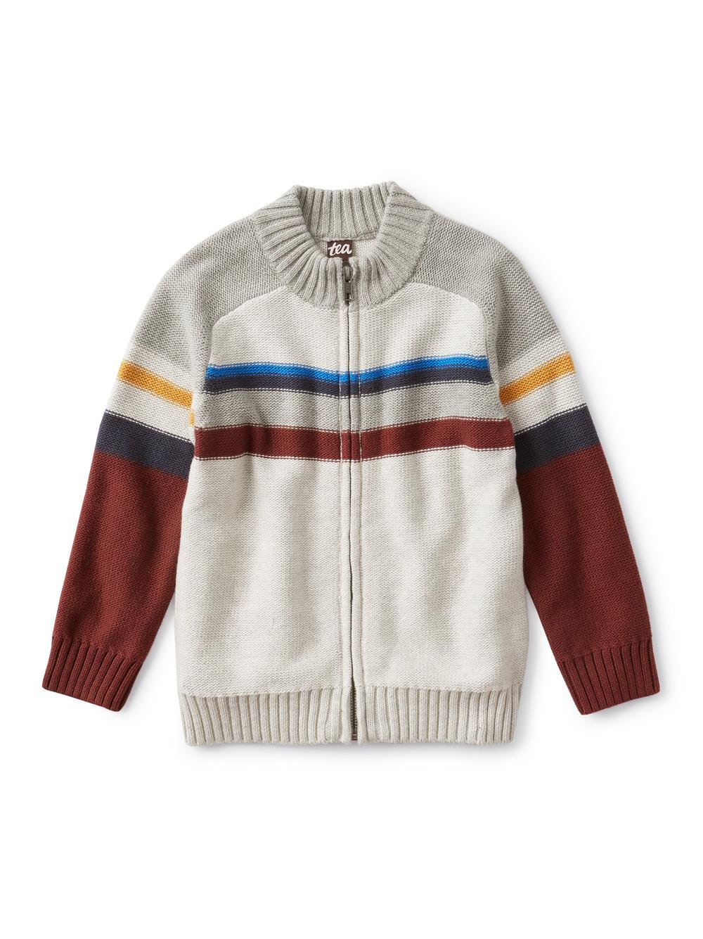 Traveler Zip Sweater