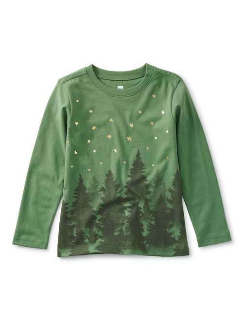Lapland Forest Graphic Tee