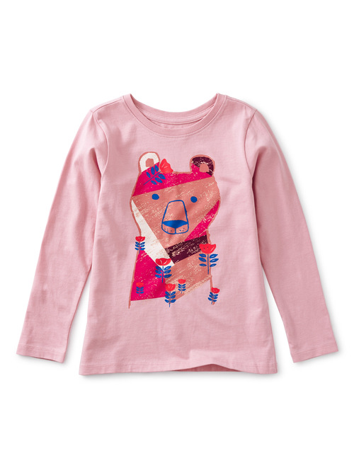 Chilly Bear Graphic Tee