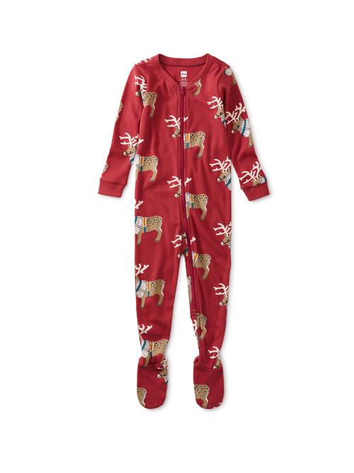 Night Night Footed Baby Pajama
