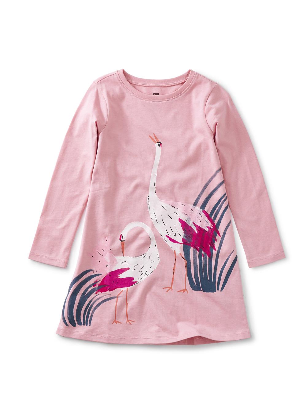 Crane T-Shirt Dress