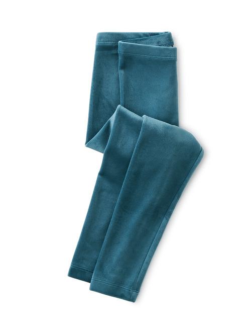Velour Leggings