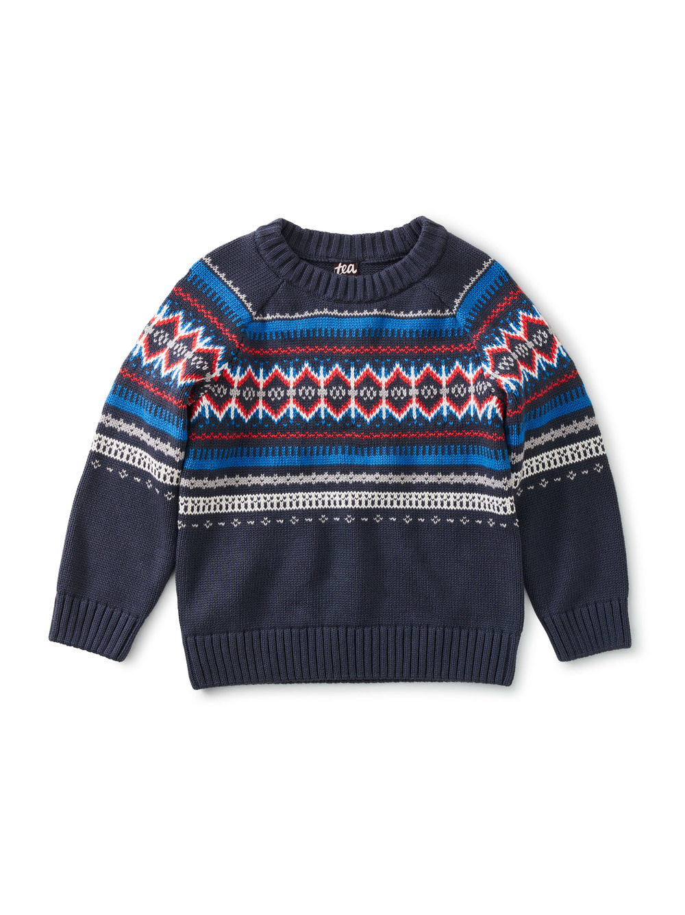 Family Fair Isle Sweater