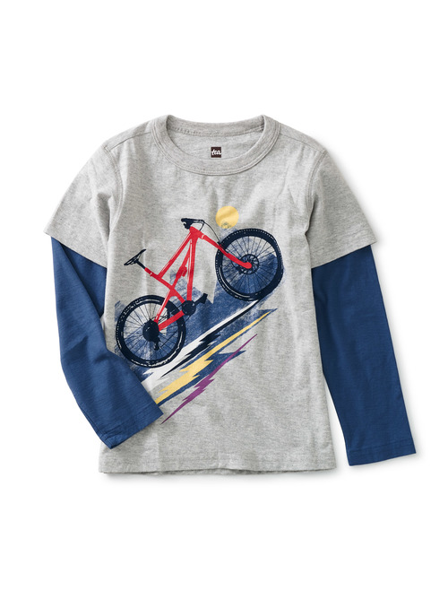 Heavy Pedal Graphic Tee