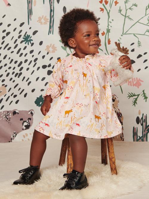 Baby Smocked Dress