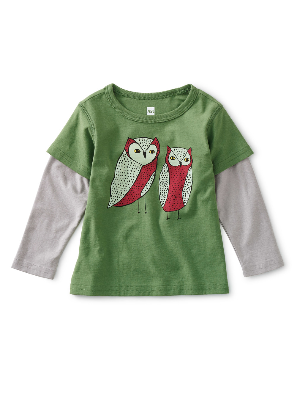Owl Friends Baby Graphic Tee