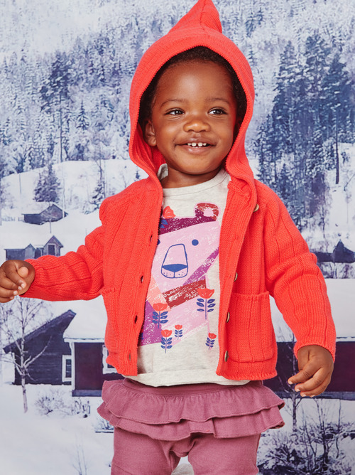 Chilly Bear Baby Graphic Tee