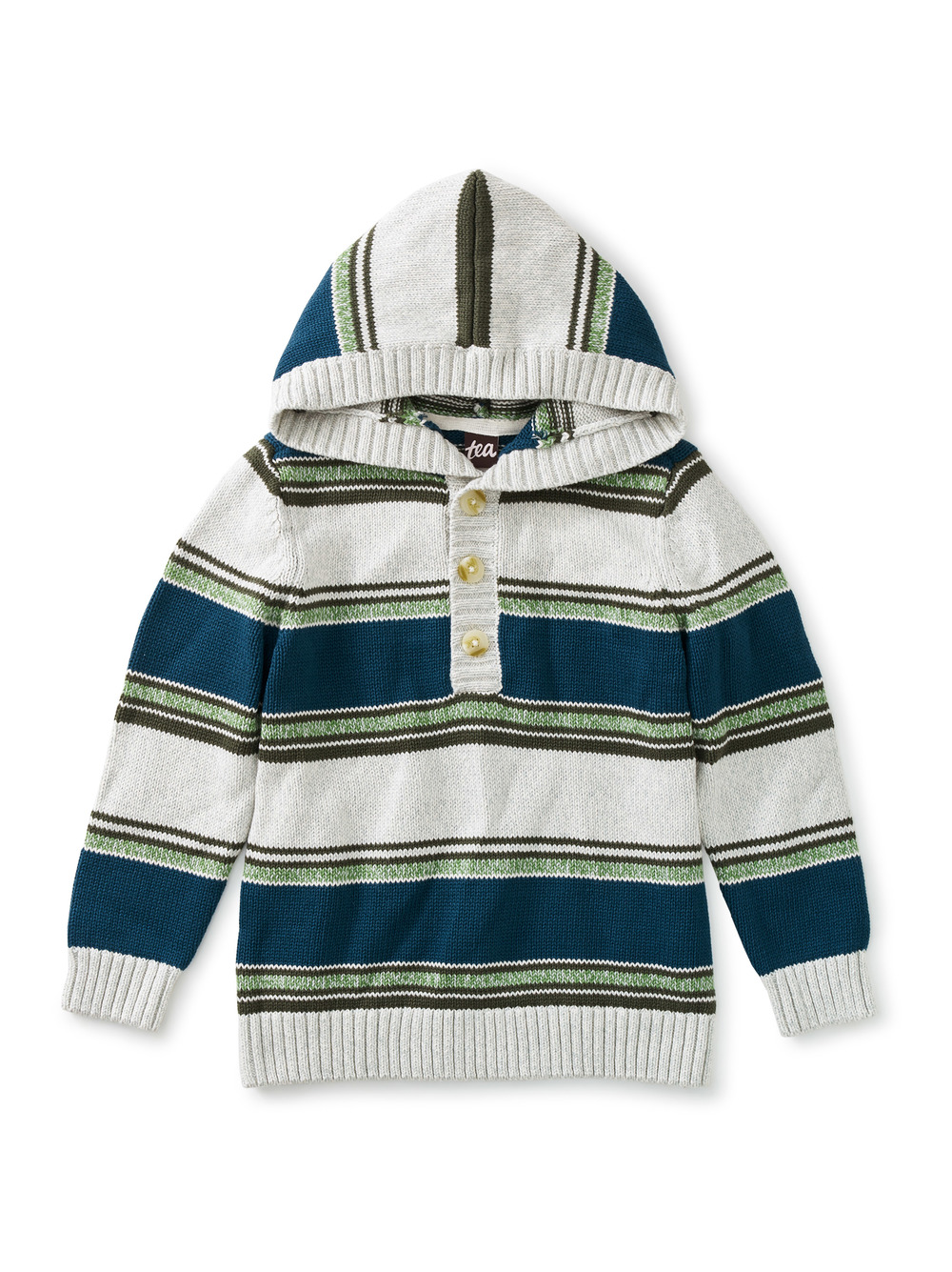 Hooded Pullover Sweater