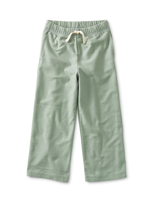 Drawstring Flare Pants