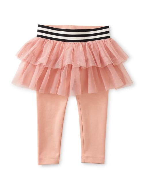 Tulle Ruffle Skirt Baby Pants