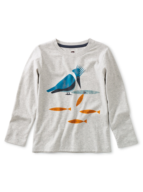 King Fisher Graphic Tee