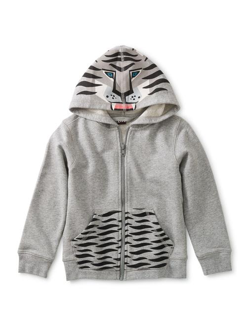Tiger Head Roar Hoodie