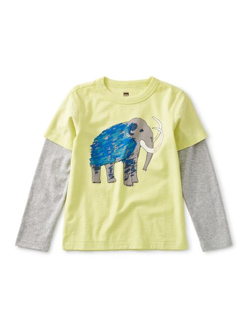 Mammoth Layered Graphic Tee