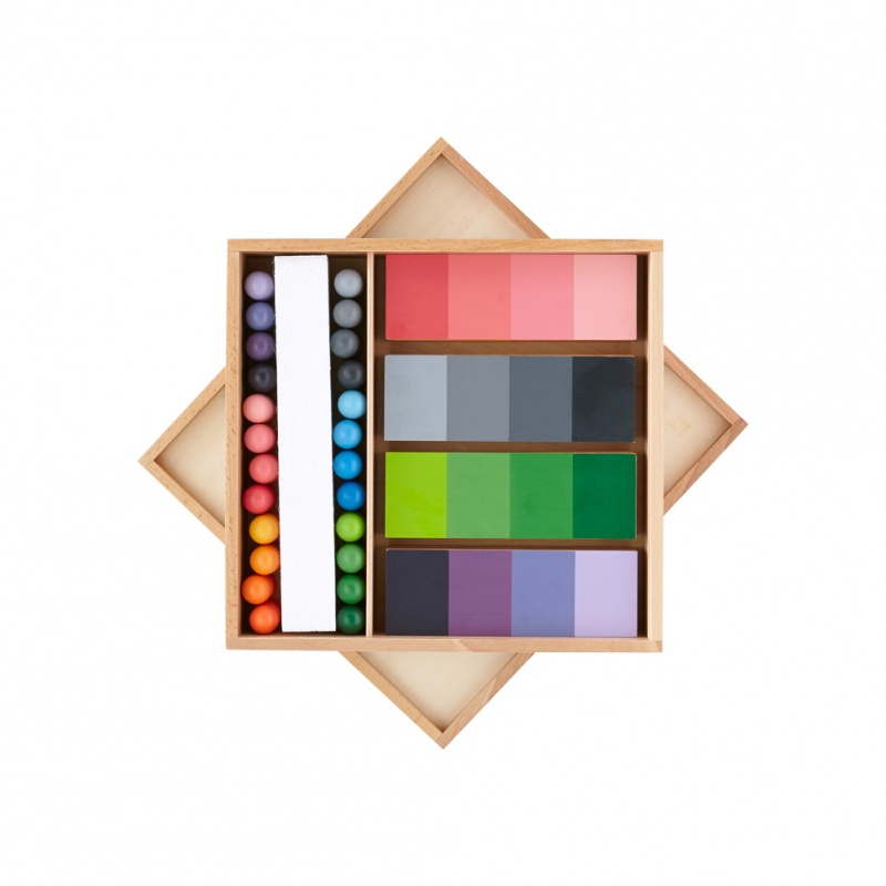 Color Resemblance Task | Tea Collection