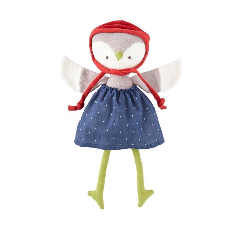 Hazel Village Lucy Owl | Tea Collection