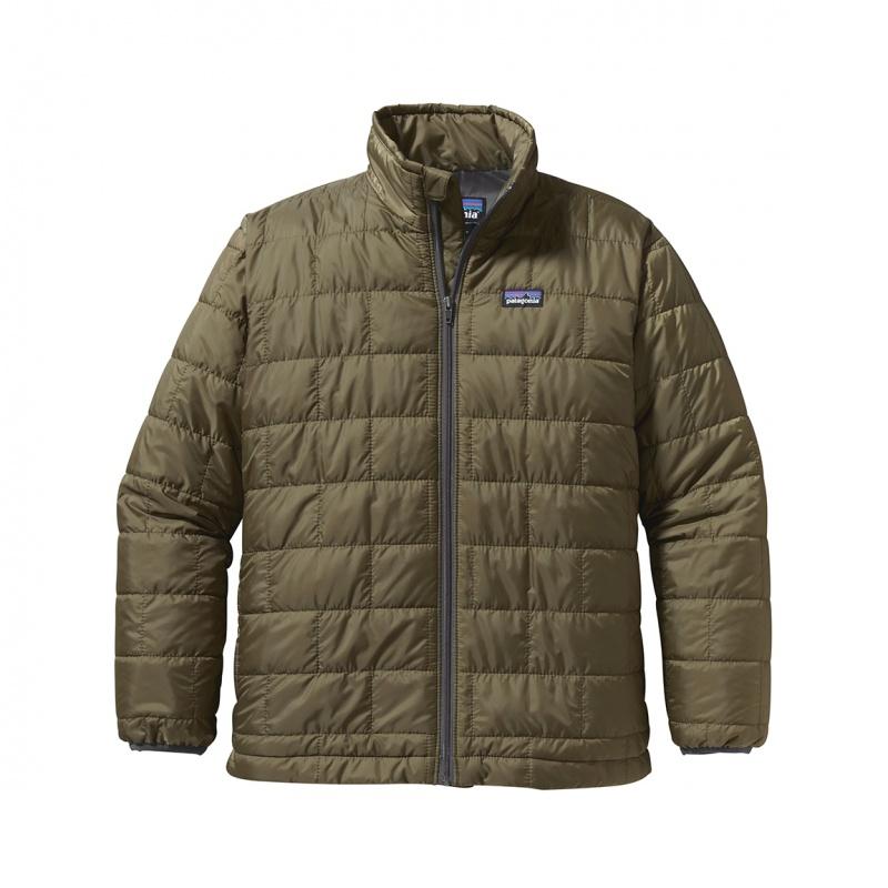 Patagonia Boys Nano Puff Jacket | Tea Collection