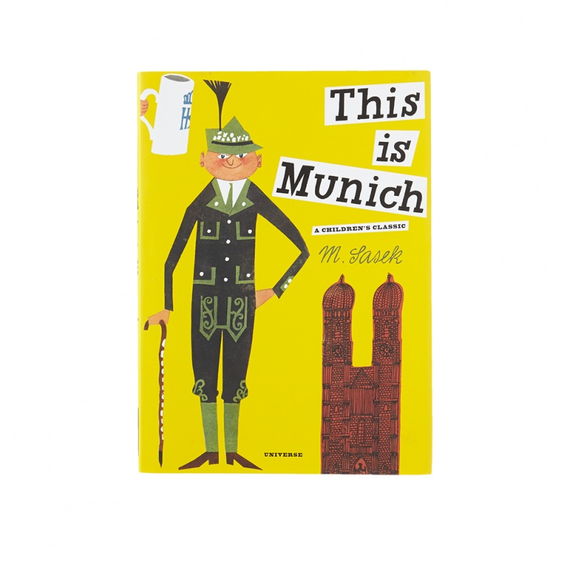 This is Munich | Tea Collection