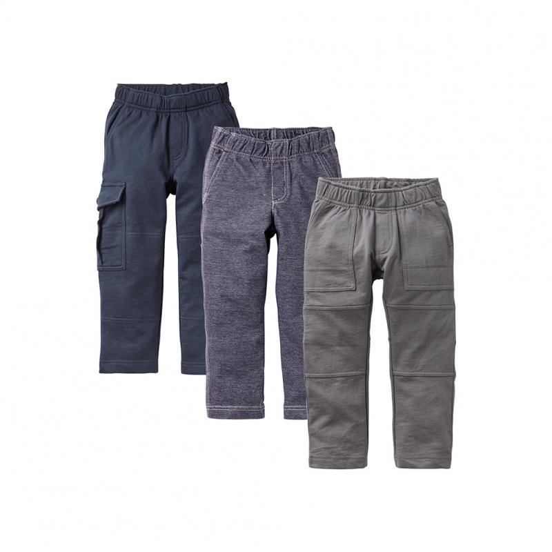 Pants Aplenty Set | Tea Collection
