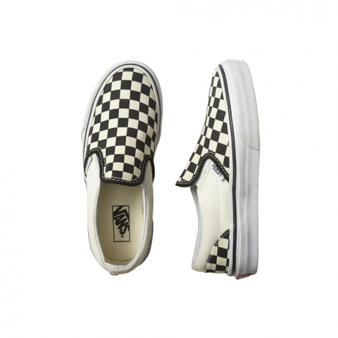 Vans Checkerboard Slip- On | Tea Collection
