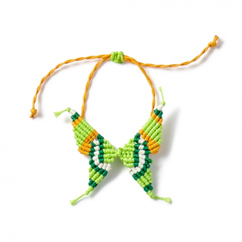 Peppercorn Kids Butterfly Anklet | Tea Collection
