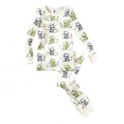 Tea Collection Dancing Dragons Pajamas