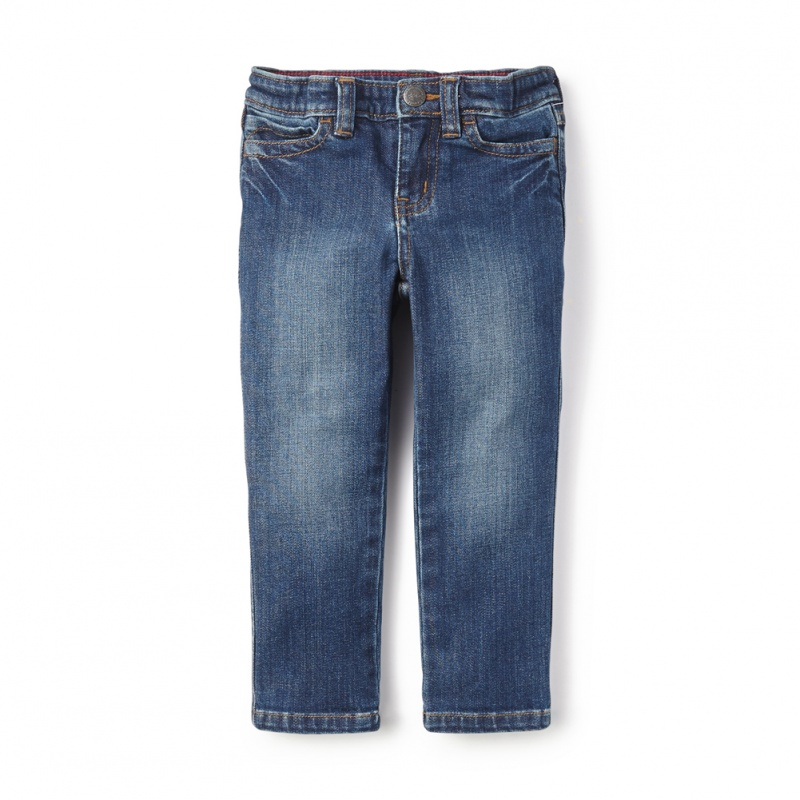 Denim Skinny Pants for Little Girls | Tea Collection