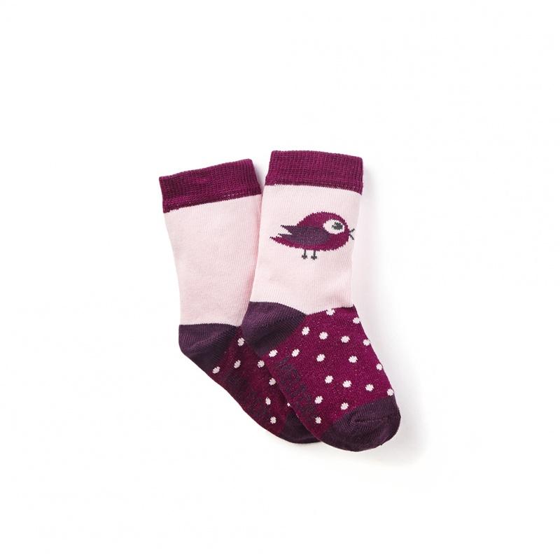 Melton Baby Girl Socks