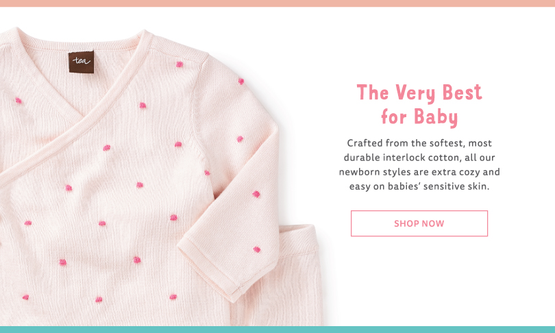 Newborn Clothes & Newborn Baby Clothes | Tea Collection