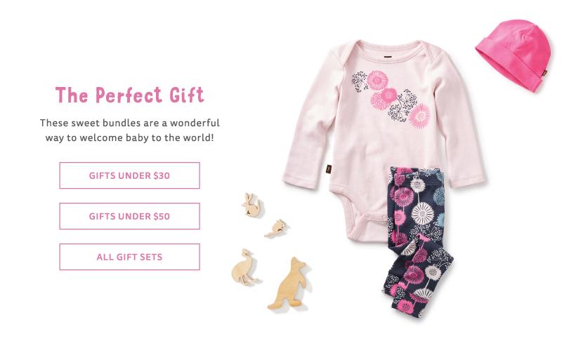 Shop Newborn Clothing Gifts